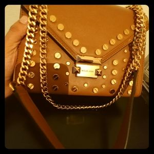 Michael Kors Purse- Exotic